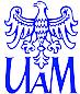 Strona WWW Uniwersytetu imienia Adama Mickiewicza w Poznaniu